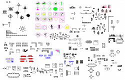 Miscellaneous Cad Blocks