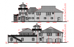 Modern Elevation Design