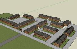 Modern Villa Township