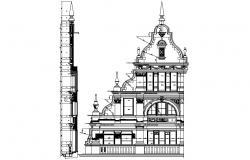 Mosque model CAD autocad design file