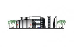 Multi function center