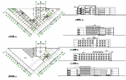 Multi specialist Hospital Architecture Project