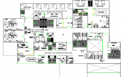 Multiple Hospital Project detail