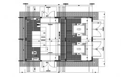 Multipurpose Hall Plan With Dimensions