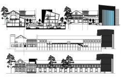Museum Design CAD File Download