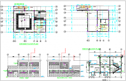 Office Construction plan