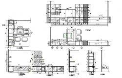Office Furniture Design AutoCAD File