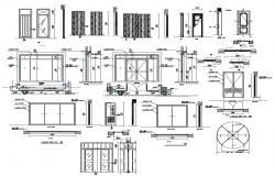 Office Furniture Drawing