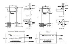 Pipe connection and plumbing cad drawing details dwg file
