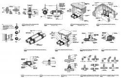 Piping Autocad Design