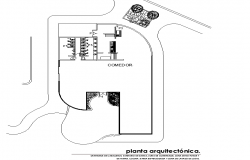Plan architect detail dwg fil