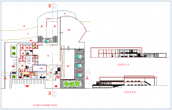 Planning of restaurant design