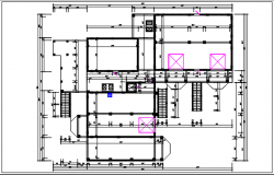 Planning of the detail dwg file