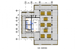 Plumbing design plan detail dwg file