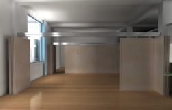 Plywood room detailing dwg file