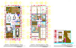 Popular house design drawing