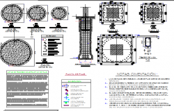 Prefabricated structural stage details of corporate office dwg file