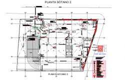 Processing facilities plan layout file