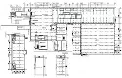Production Area Layout Plan