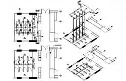 Public Toilet Floor Plan