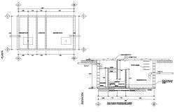 Rainwater Harvesting System CAD Drawings