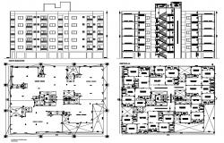 Residential Apartment CAD File