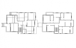 Residential Apartment Lay-out design