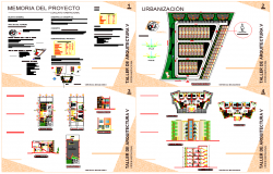 Residential Township project detail dwg file