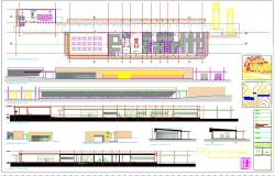 Restaurant and bar architecture planning and detail
