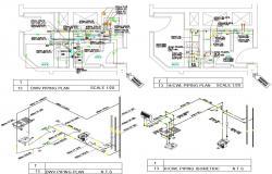 Restroom Design AutoCAD File