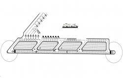 Runway Pavement Design AutoCAD File