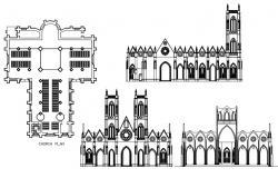 Sacred Heart Basilica Church,Pondicherry
