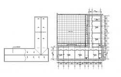 School Planning Detail CAD Free Download