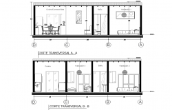 Section single family home detail file