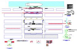 Ship internal details