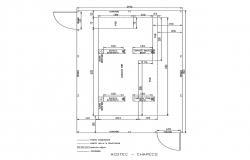 Shop Plan Design