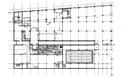 Shopping Center Floor Plan Design Layout Plan