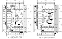 Shopping Center Plan