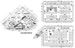 Shopping Mall Design Plan