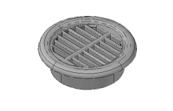 Shower Drain 3d file