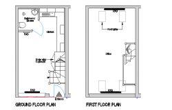 Fabulous Small Office Design Layout Plan File Beutiful Home Inspiration Ommitmahrainfo