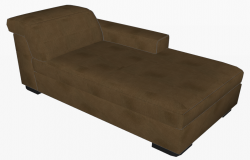 Sofa 3d view skp file
