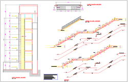 Staircase structure design