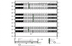 Steel Beam Detail in Cad File