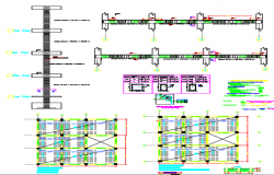 Structural Layout plan