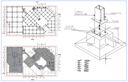 Structure Design of hall