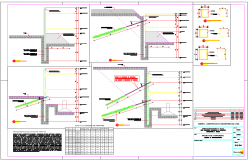 Structure view detail dwg file