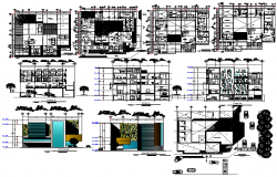 Student Hostel architectural design