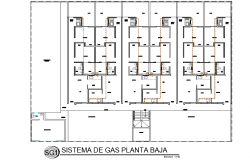 System gas house plan layout file