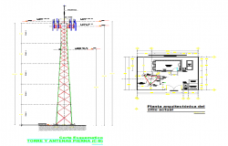 Telecommunications Tower Design